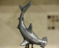 Hammerhead Shark Wine Stopper