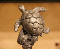 Sea Turtle Wine Stopper